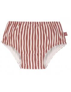 Maillot de bain 24mois - Stripe Red