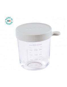 Pot de conservation en verre 250 ml - Grey