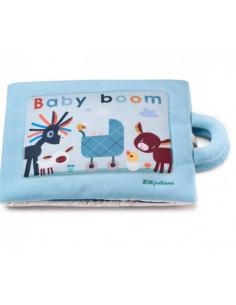 Livre tissu - Baby Boom