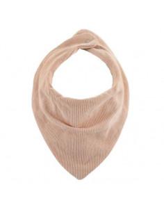 Bandana coton bio Ribble - Rose
