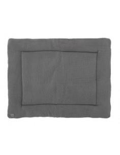 Tapis de parc 75x95cm Bliss knit - Storm grey