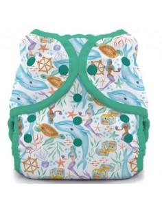 Culotte de protection Duo Wrap Snap T2 - Mermaid Lagoon