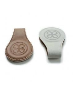 Clip magnétique - Leather Brown
