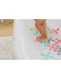 Tapis de bain Fleurs - Prince Lionheart
