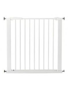 Barrière de sécurité Anne (77,3 à 83.5cm) - Blanc