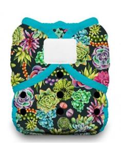 Culotte de protection Duo Wrap Velcros T1 - Desert bloom