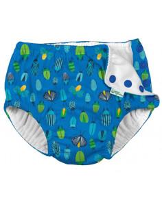 Maillot de bain avec absorbant 12 mois - Blue buglife