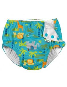 Maillot de bain avec absorbant 12 mois - Aqua Jungle