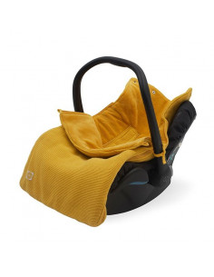 Chanceliere universelle 0-9 mois Basic Knit - Mustard