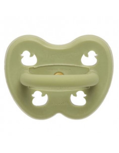 Sucette orthodontique Hevea 3-36m - Hunter Green