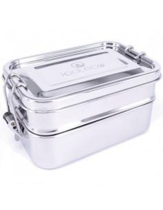 Boîte à lunch en acier inoxydable Bento - Small