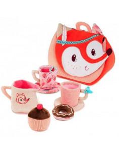 Set de thé - Alice la renarde
