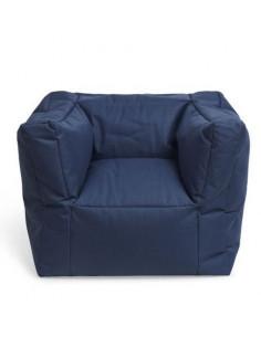 Fauteuil beanbag - Jeans Blue